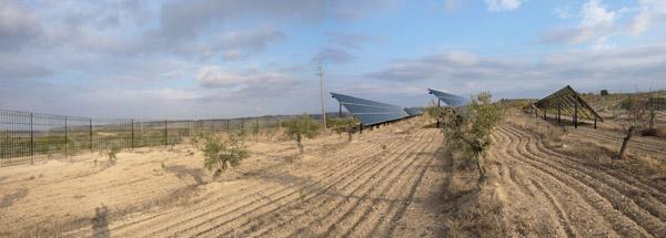 Proyecto de instalaci n fotovoltaica conectada a red en for Instalacion fotovoltaica conectada a red
