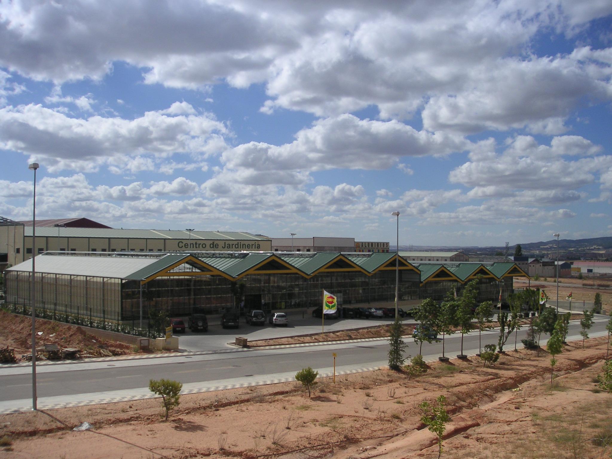 Centros de jardiner a garden ingetecnia for Centro de jardineria