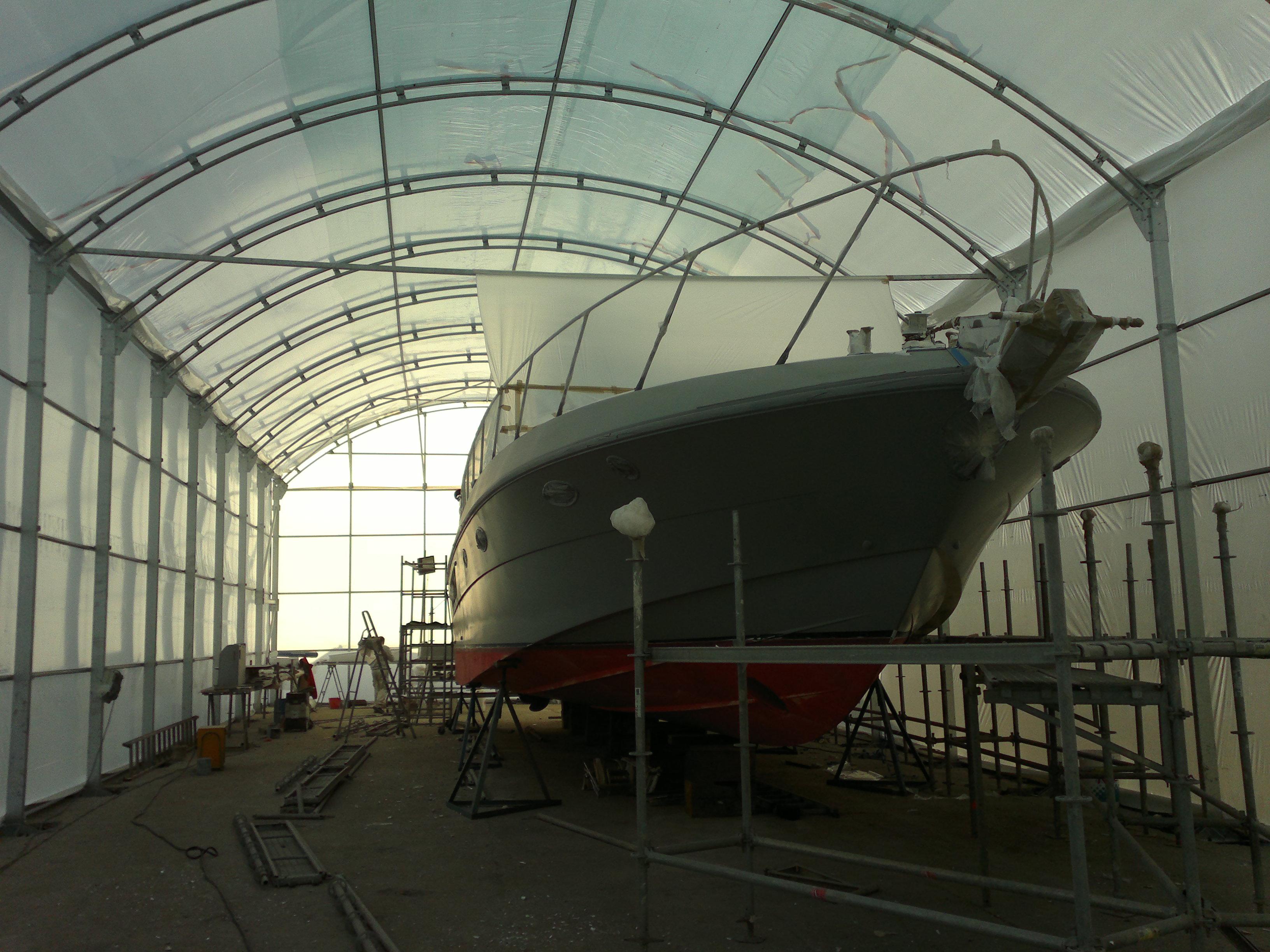 Cabina pintura embarcaciones ingetecnia - Venta de cabinas de pintura ...